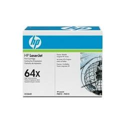 HP CC364X No.64X High Yield Black Toner Cartridge (24K) - GENUINE