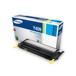 Samsung CLT-Y409S/SEE Yellow Toner Cartridge (1K) - GENUINE