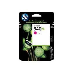 HP C4908AA No 940XL High Yield Magenta Ink Cartridge (1.4K) - GENUINE