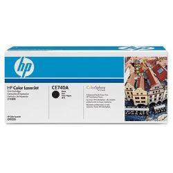 HP CE740A No.307A Black Toner Cartridge (7K) - GENUINE
