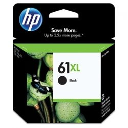 HP CH563WA High Yield Black Ink Cartridge (4.8K) - GENUINE
