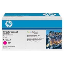 HP CF033A Magenta Toner Cartridge - GENUINE
