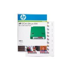 HP Q2009A LTO4 Ultrium RW Barcode Pack