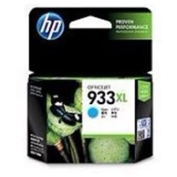 HP CN054AA 933XL High Yield Cyan Ink Cartridge (0.8K) - GENUINE