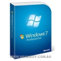 Microsoft FQC-04617 Windows 7 Professional 32bit OEM DVD with SP1