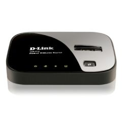 D-Link DIR-412 3G/3.5G Portable Mobile Wireless-N Router