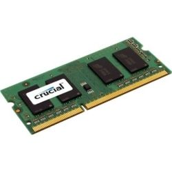 Crucial Memory CT102464BF160B Crucial 8GB 204-Pin SODIMM DDR3 1600Mhz (notebook) RAM