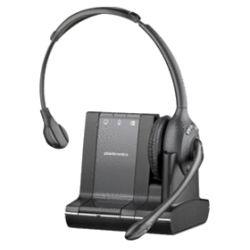 Plantronics Savi W710 Wireless Over Head Monaural Headset System