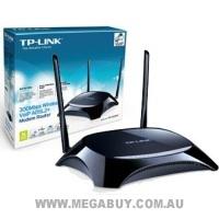 TP-Link TD-VG3631 300Mbps Wireless N VoIP ADSL2+ Modem Router, MTK+Zarlink chipset, 2 Detachable Antennas