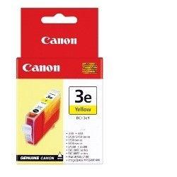 Canon CLI651Y Yellow Ink Cartridge GENUINE