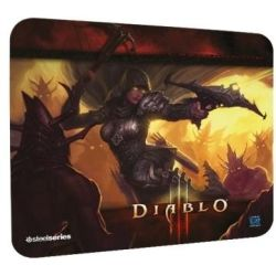 SteelSeries QcK Diablo 3 Mouse Pad - Demon Hunter
