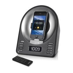 iHome SPKIHOMEA63 iA63 iPhone/iPod Stereo Alarm Clock Radio