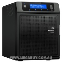 WD Sentinel DX4000 8TB Small Office Storage Server NAS