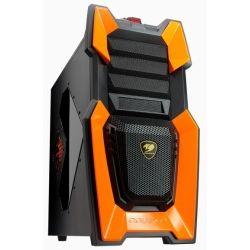Cougar 6HM6 Challenger Gaming Case Black/Orange