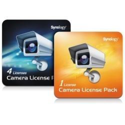 Synology License Pack 4 SFW IP Camera License Pack 4 (physical product)