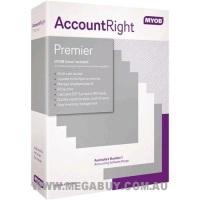 MYOB MU-19-AU AccountRight Premier v19 (ESD)
