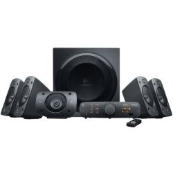Logitech 980-000470 Z906 Surround Sound 5.1 Speaker System