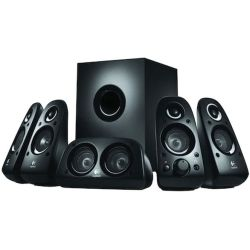 Logitech 980-000433 Z506 Surround Sound 5.1 Channel Speakers