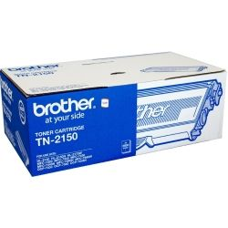 Brother TN-2150 High Yield Black Toner (2.6K) - GENUINE Computer Components