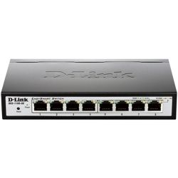 D-Link DGS-1100-08P 8-Port Gigabit EasySmart Switch with PoE