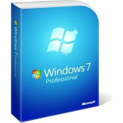 Microsoft FQC-08289 Windows 7 Professional SP1 64-bit DSP OEI DVD