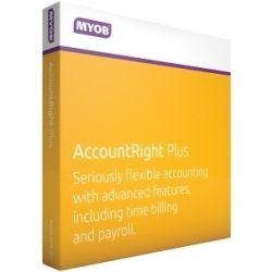 MYOB AccountRight Plus Retail Version