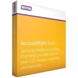 MYOB AccountRight Basics Retail Version (ESD)