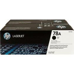 HP CE278AD 78A Black Toner Cartridge