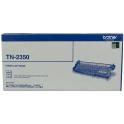 Brother TN-2350 Black Toner Cartridge (2.6K) - GENUINE