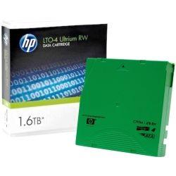 1.6 TB Data Cartridge 10-Pack  HP C7974A LTO 4 Ultrium  800 GB