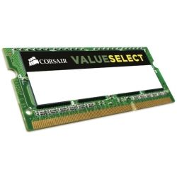 Corsair Value Select 4GB 1600Mhz CL 11-11-11-28 DDR3L 1.35v SODIMM