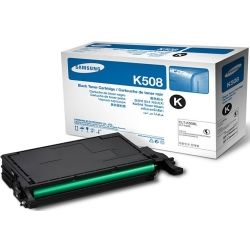 Samsung CLT-K508L Black Toner Cartridge (5K) - GENUINE