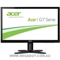 Acer 27-inch IPS, 16:9, 1920x1080, VGA+DVI+HDMI, Tilt, 3Yrs Computer Components