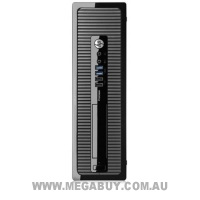 HP 400 G2 SFF I3-4160, 4GB RAM, 500GB HDD, DVDRW, Win8.1 64, 1yr, Desktop PC