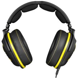 SteelSeries Black & Yellow 9H Natus Vincere (NaVi) Edition USB Headset