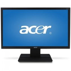 Acer V226HQL 21.5 inch LED Monitor - 1920x1080, 16:9, DisplayPort, DVI, VGA, Speakers, VESA, 3yr Wty