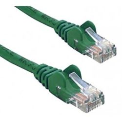 8Ware Cat 6 UTP Ethernet Cable, Snagless - 5m Green