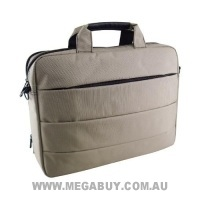 Pepboy 16 inch Notebook Bag, Beige Colour