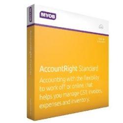 MYOB AccountRight Standard 1yr Subscription