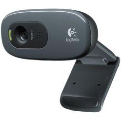 Logitech HD Webcam C270 HD 720p Video calling that s simple. Enjoy widescreen HD 720p (1280 x 720 pixels) Video calls on most major IMs and Log