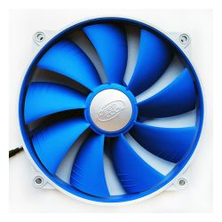 Deepcool Ultra Silent 140mm x 25mm [UF140] Ball Bearing Fan with Anti-Vibration Frame