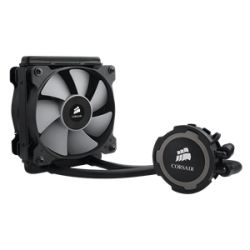 Corsair Hydro Series H75, Compatible with Intel (LGA115x, LGA1366, LGA 2011) and AMD (AM2, AM3, FMx), 120mm Radiator
