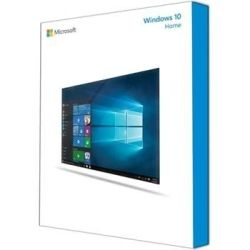 Microsoft Win10 Home 64Bit Operating System Software, OEM Single Pack DVD