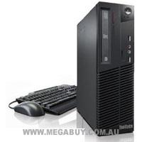 Lenovo M73 SFF Desktop PC - i3-4160, 4GB RAM, 500GB, DVDRW, Keyboard+Mouse, Win7 Pro 64 (Win10 Pro COUP), 1yr Onsite Wty