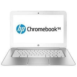 HP ChromeBook 14 G4 14 inch Notebook Laptop Celeron N2840 4GB RAM 16GB SSD