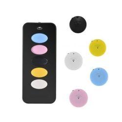 Gunnar 5 Wireless Key Finder Sets
