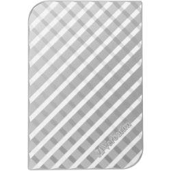 Verbatim Store'n'Go 2.5 1TB Silver Portable Hard Drive