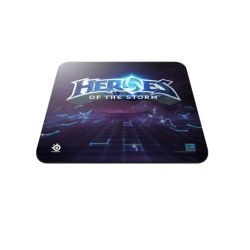 SteelSeries QcK Heroes of the Storm Logo World of Warcraft Edition