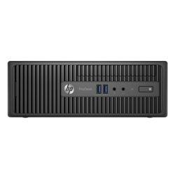 HP ProDesk 400 G3 SFF Desktop PC - i5-6500 3.2Ghz, 8GB RAM, 1TB HDD, GT730, DVDRW, Win10 Pro LIC (Win7 Pro 64 DG), 1yr Wty