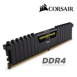 Corsair Vengeance LPX 16GB (1x 16GB) DDR4 DRAM 3000MHz C15 Memory Kit for DDR4 Systems